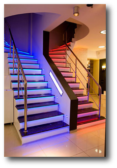 Alimentation Led Escalier Alimentation Led Exposition